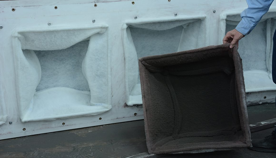 Powder Spray Booth Bag Filters Comparison