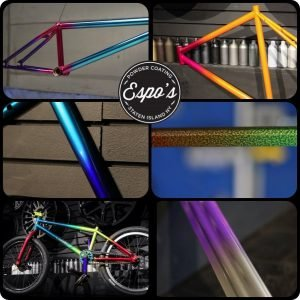 Powder Coating Special Effects