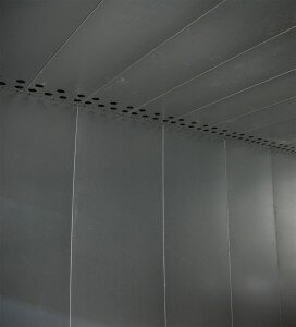 Powder Coating Oven Vents