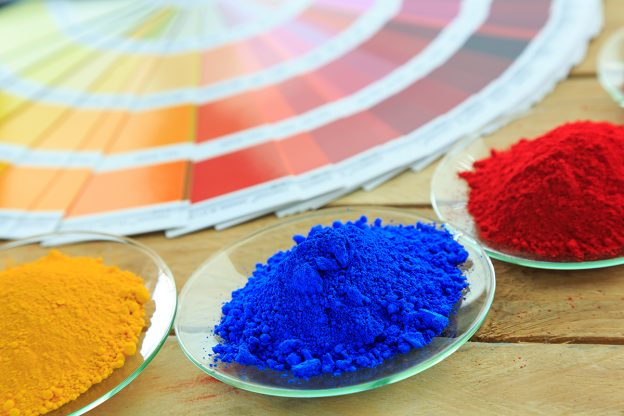 Powder Coating And Color Chart