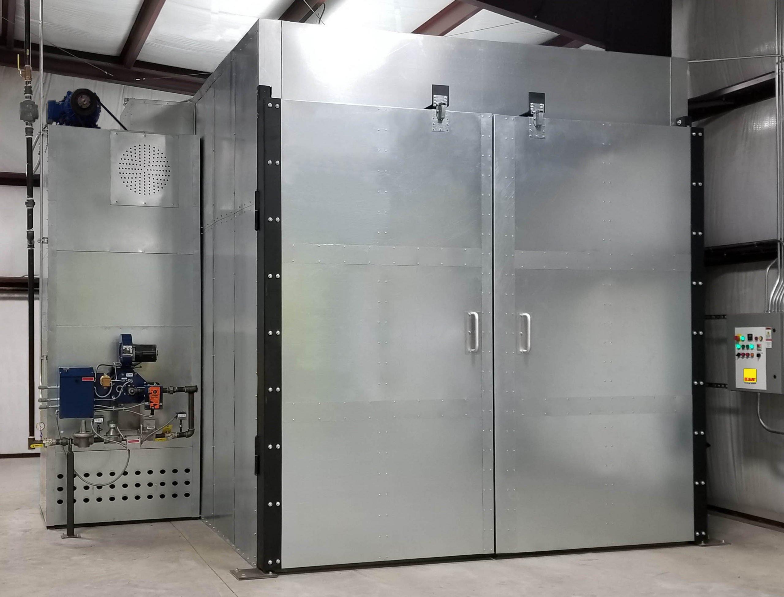 Powder Coating Ovens