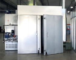 <center>Industrial Curing Ovens</center>