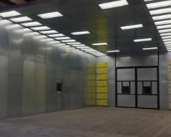 <center>Paint Spray Booths</center>