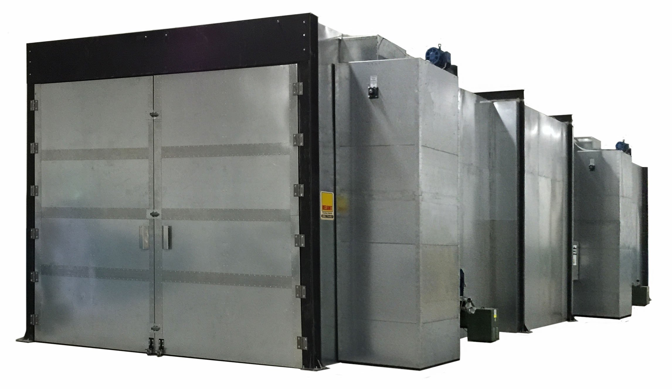 custom curing oven
