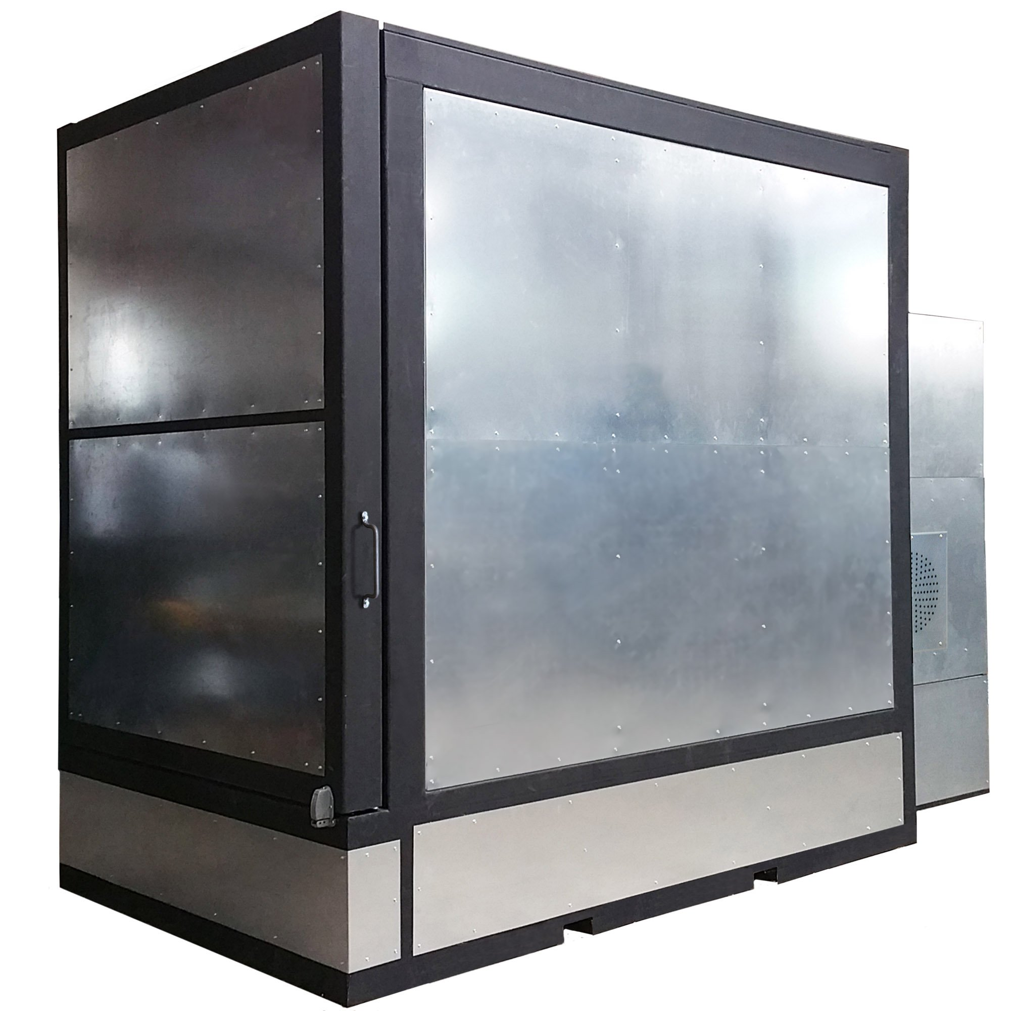 custom oven for curing
