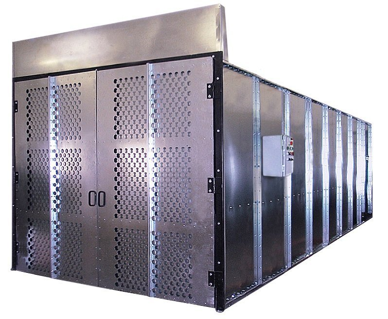 Blast Rooms And Enclosures