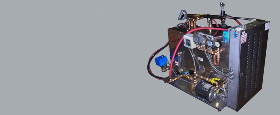 Electrosteam Unit
